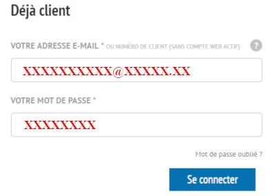se connecter à mon compte teleshopping.fr