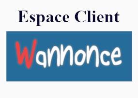 wannonce espace client