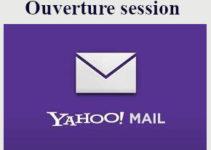 yahoo mail ouverture de session