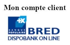 mon compte client Dispobank