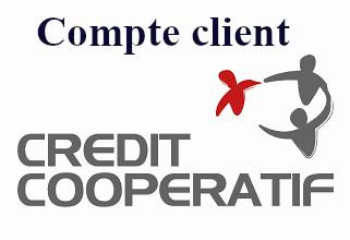 Compte client coopanet crédit coopératif