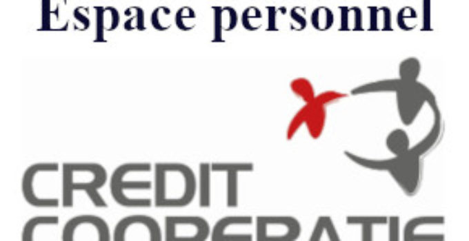 espace client crédit coopératif