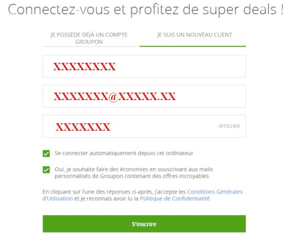 groupon mes commandes