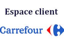 carrefour espace client