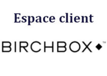 Birchbox espace personnel