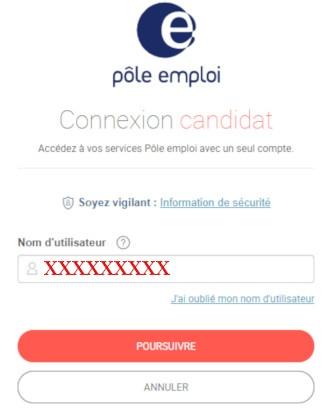 Se connecter à mon compte Pole emploi en ligne